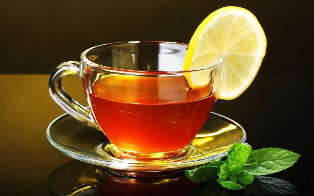 Чай для профилактики инсульта