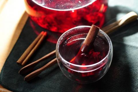 Красный чай полезен для организма