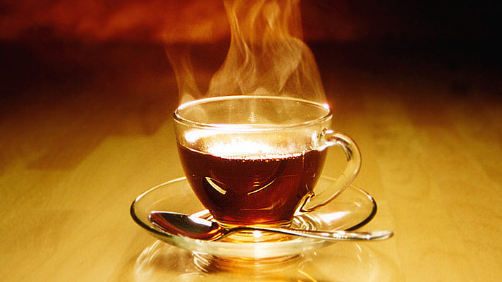 Черный чай поможет снизить вес