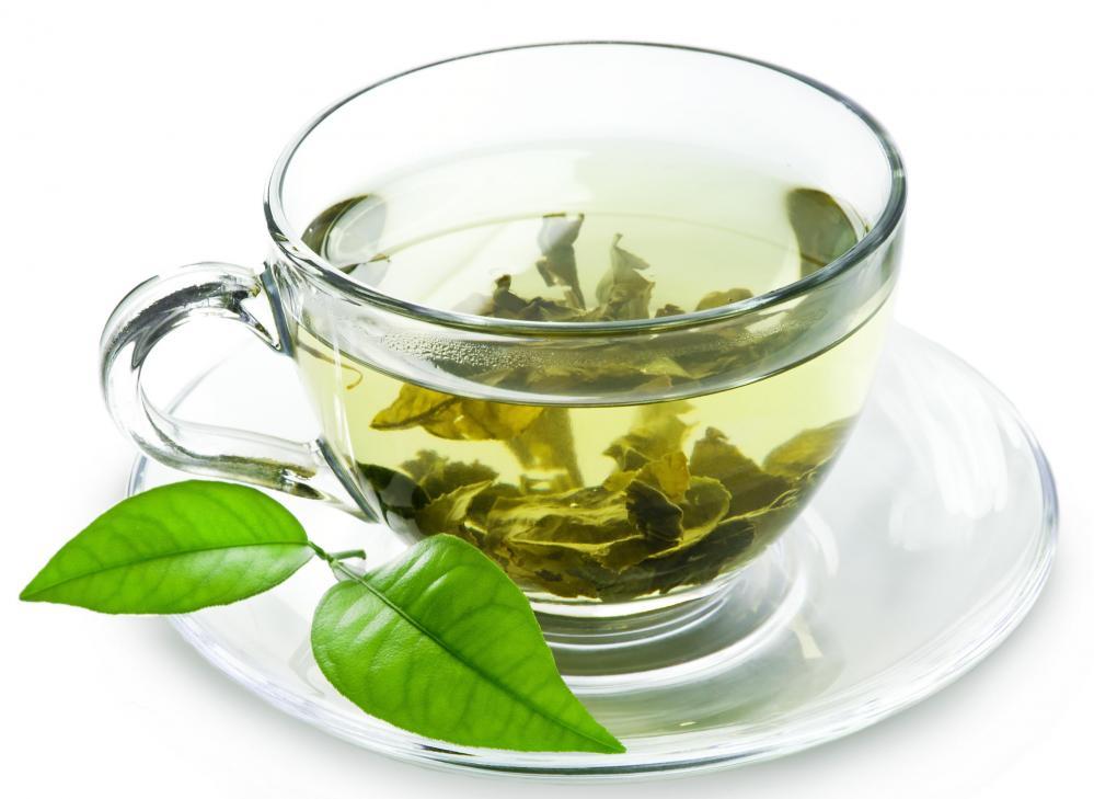 Зеленый чай способствует умственному развитию
