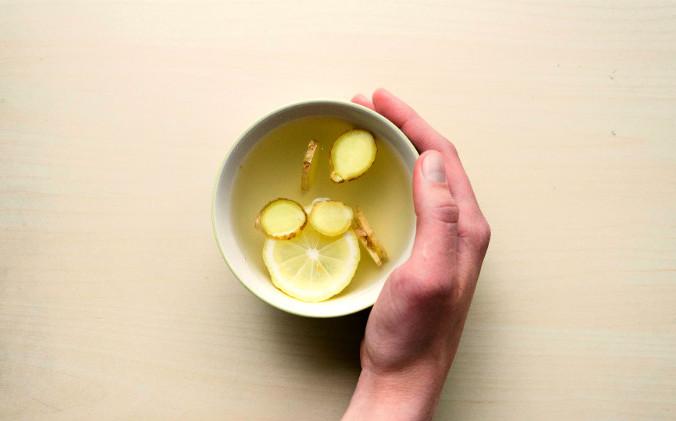 Рецепт чая с имберем