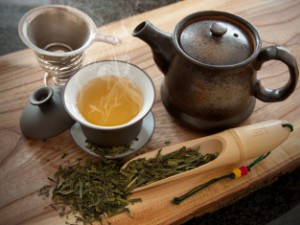 Зеленый чай и его особенности