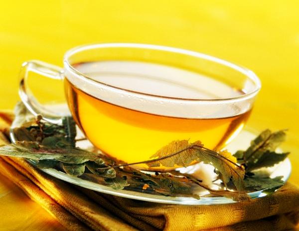 Желтый чай полезен для здоровья