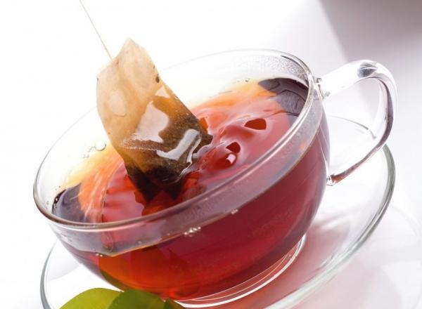 Чай в пакетиках вредит здоровью зубов