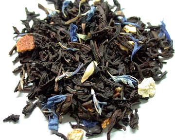 Чай с бергамотом защитит от болезней сердца