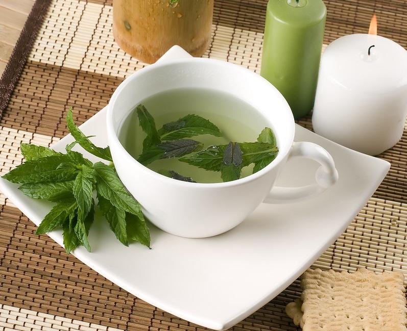 Мятный чай полезен для женщин