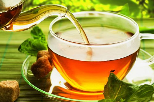 Чай для профилактики переломов