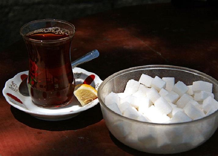 Сладкий чай защитит от стресса