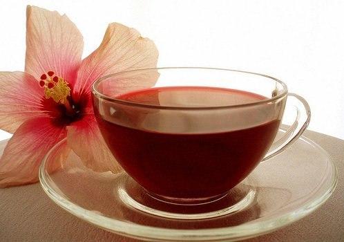 Польза и вред чая каркаде