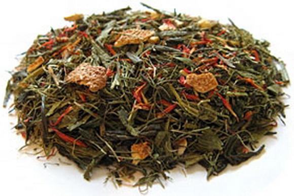 Готовим чай со стевией