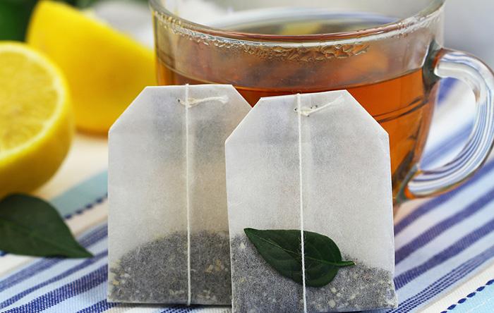 Нетрадиционные способы применения чайных пакетиков