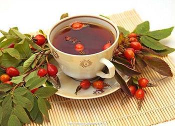 Готовим витаминный чай