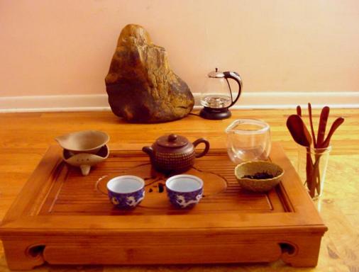 Зеленый чай и особенности чайной церемонии