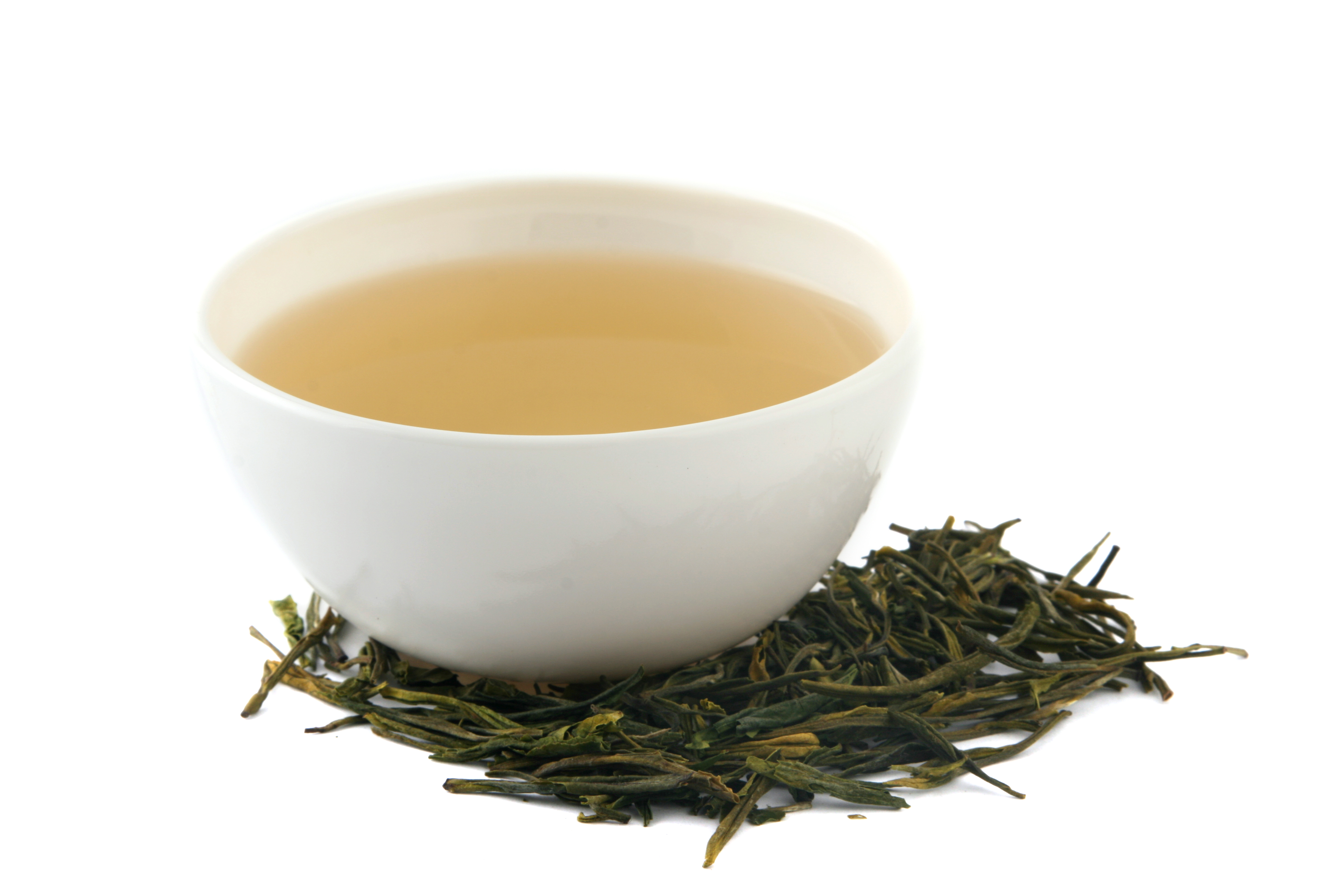 Худеем с помощью белого чая