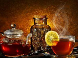 Чай защитит от рака мозга