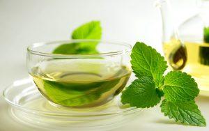 Мятный чай способствует улучшению памяти