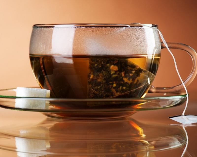 Пакетированный чай вреден для зубов