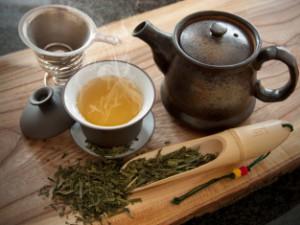 Зеленый чай защитит от компьютерного излучения