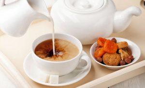 Чай с молоком полезен для зубов
