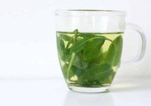 Мятный чай для профилактики цирроза печени