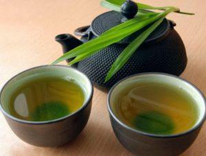 Зеленый чай защитит от рака