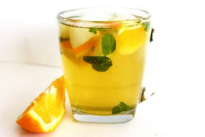 Зеленый чай защитит от вредного излучения монитора