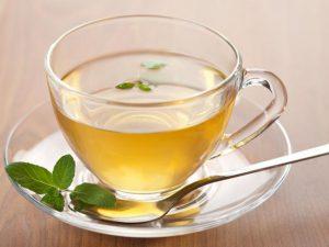 Зеленый чай поможет устранить запах изо рта