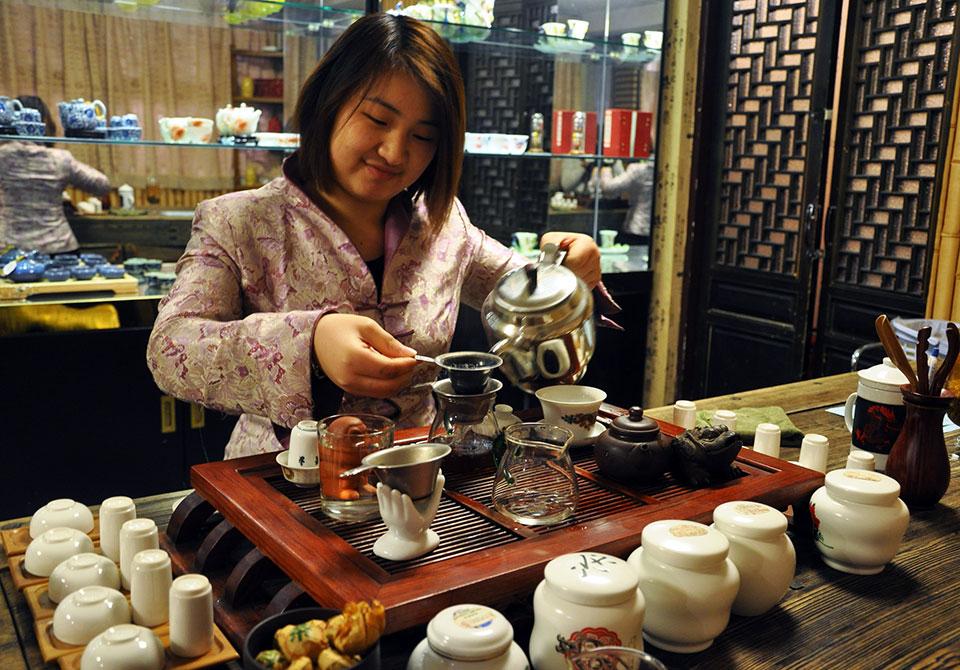 Подробно о Разновидностях Китайского Чая