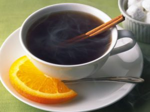 Чай способствует укреплению костей