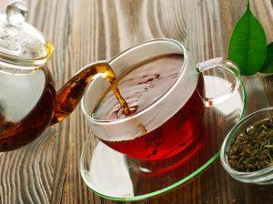 Чай способствует защите от инсульта