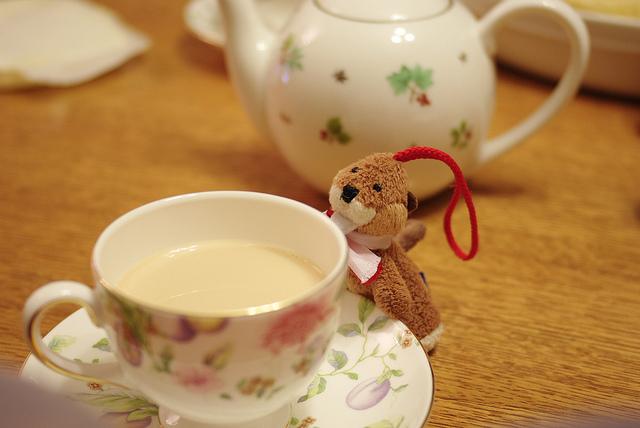 Чай с молоком негативно сказывается на здоровье почек