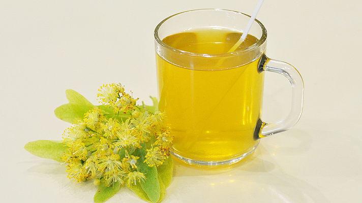Липовый чай для профилактики гипоксии