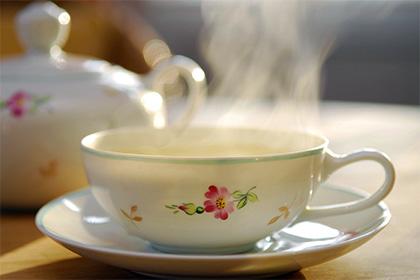 Горячий чай может стать причиной развития рака