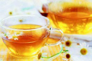 Ромашковый чай полезен для организма