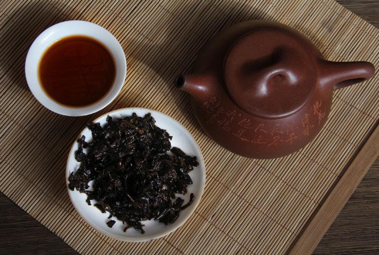 Чай пуэр и  его польза