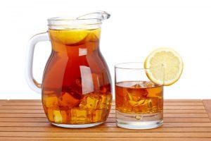 Особенности диеты на холодном чае
