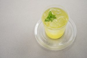 Готовим зеленый чай с мятой