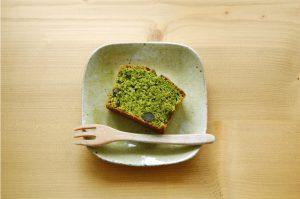 Рецепты кекса из зеленого чая