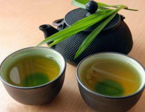 Зеленый чай для профилактики глаукомы