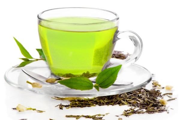Зеленый чай защитит от воздействия солнца