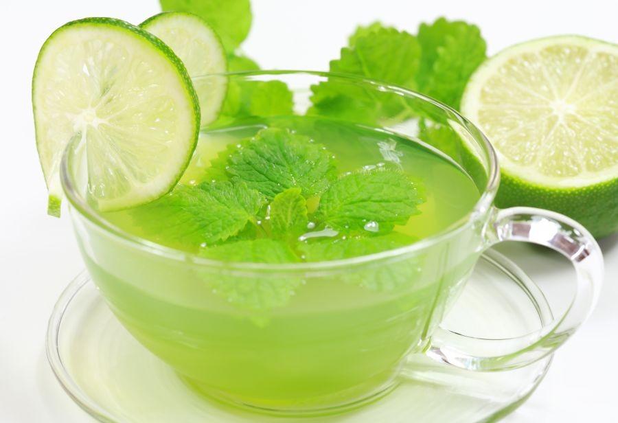 Зеленый чай способствует укреплению сосудов
