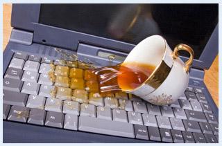 Практика ремонта компьютеров