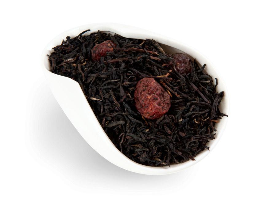Черный чай устранит отеки вокруг глаз