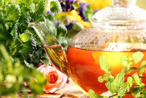 Особенности потребления травяных чаев