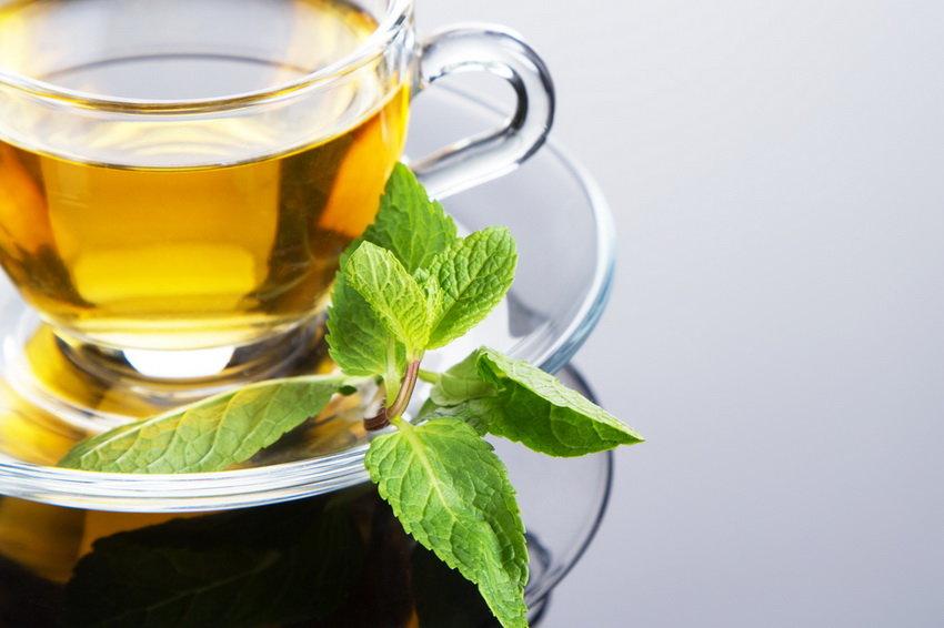 Зеленый чай укрепит артерии