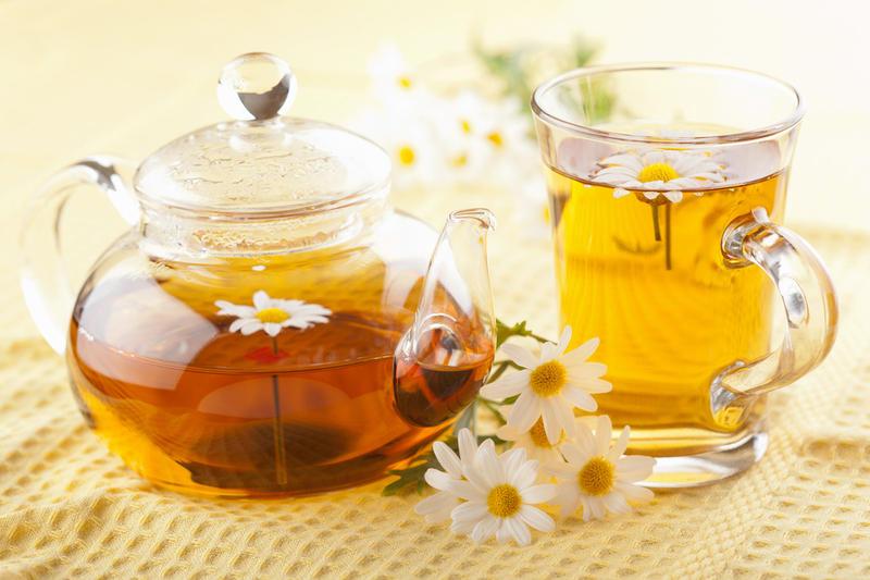 Ромашковый чай лечит