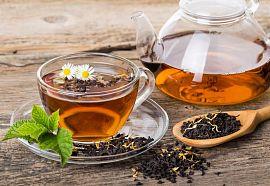 Чай Краснодарского края становится популярным в России
