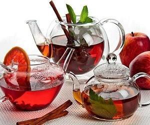 10 чудо-чаев, которые помогут контролировать аппетит и очистить организм