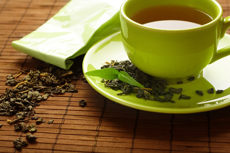 Употребление зеленого чая снижает риск ишемического инсульта