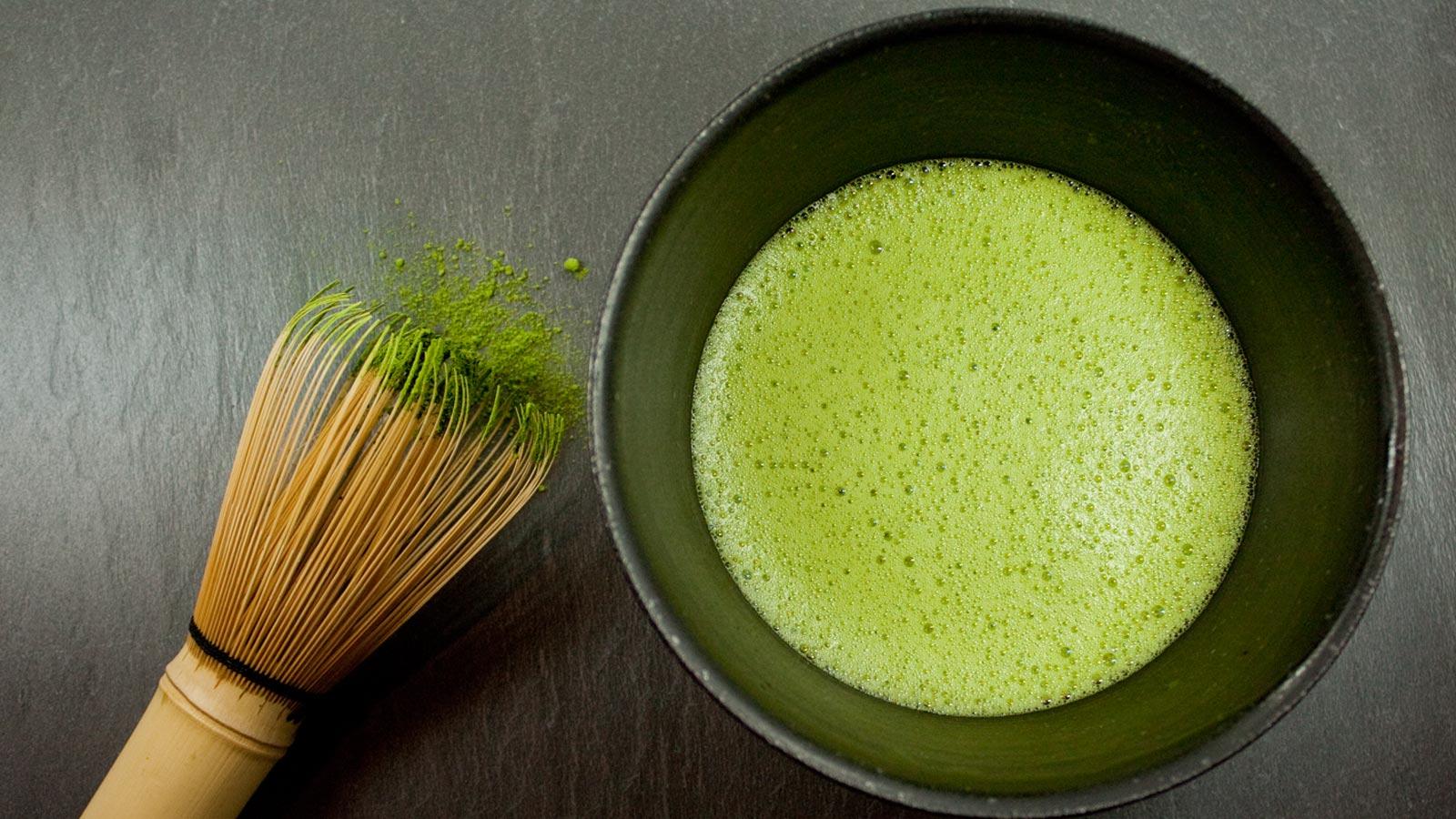 Чем отличается зеленый чай матча от других сортов?